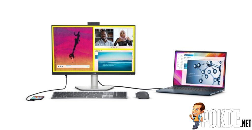 Dell Releases New C1422H, S2422HZ, S2722DZ, S2722QC And S2722DC Monitors 25