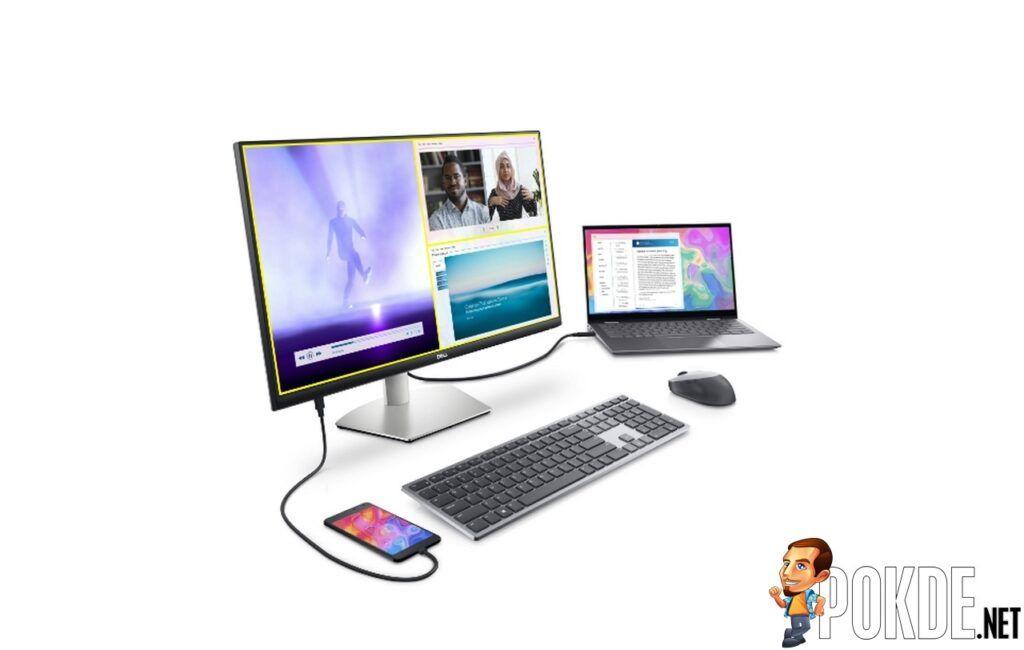 Dell Releases New C1422H, S2422HZ, S2722DZ, S2722QC And S2722DC Monitors 24