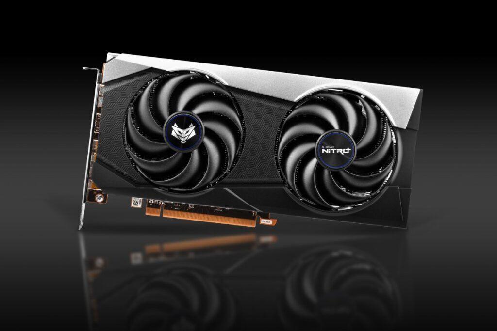 SAPPHIRE Nitro+ AMD Radeon RX 6600 XT