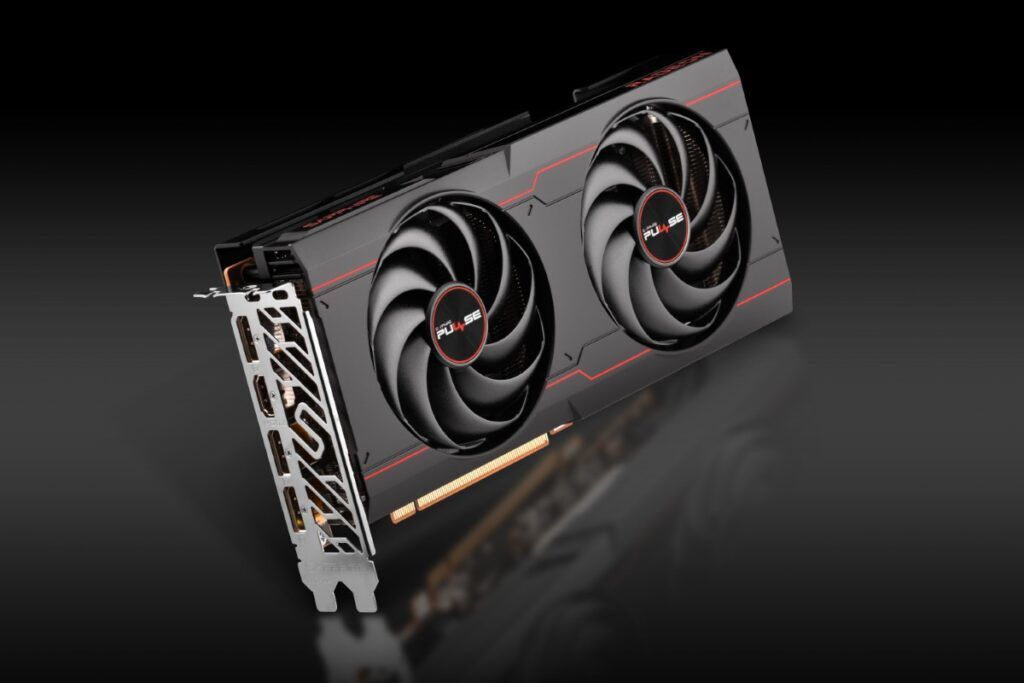 SAPPHIRE PULSE AMD Radeon RX 6600 XT
