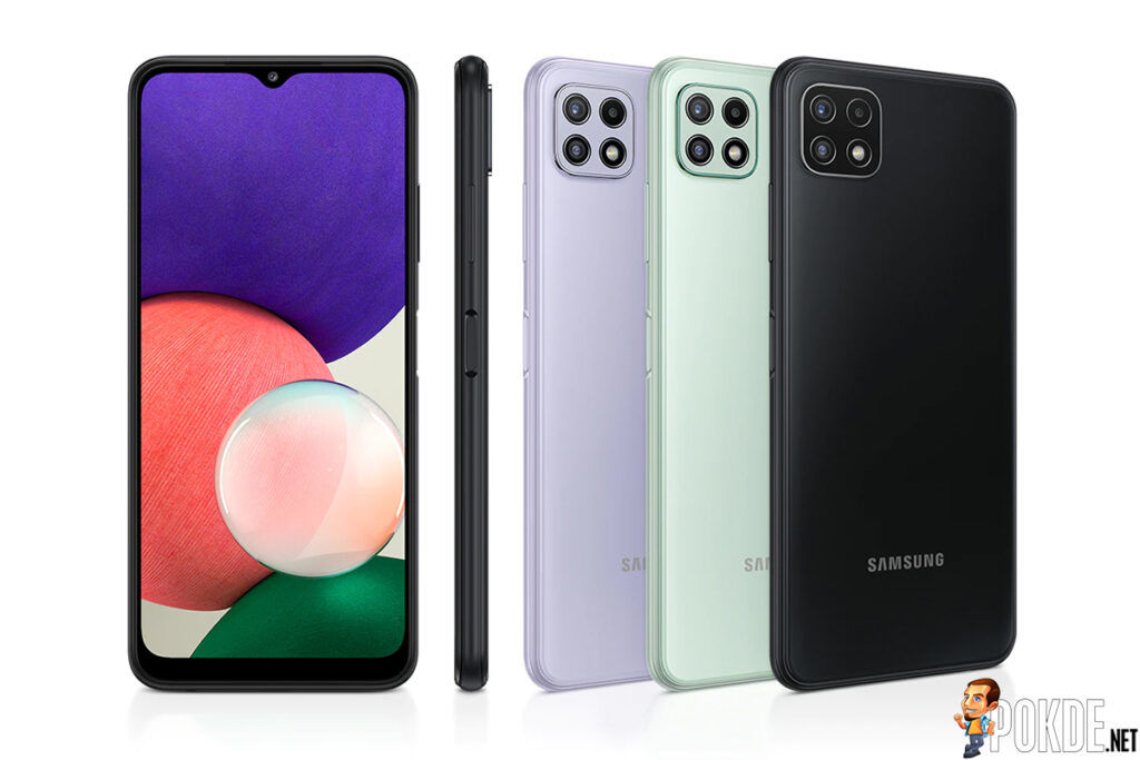 Samsung Galaxy A22 And A22 5G Are Now Available In Pastel Colours 21