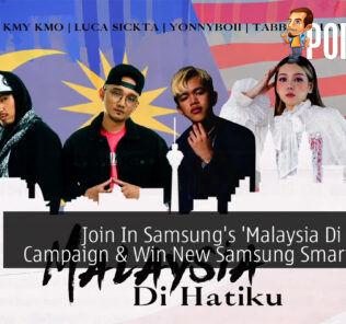 Samsung Malaysia Di Hatiku cover