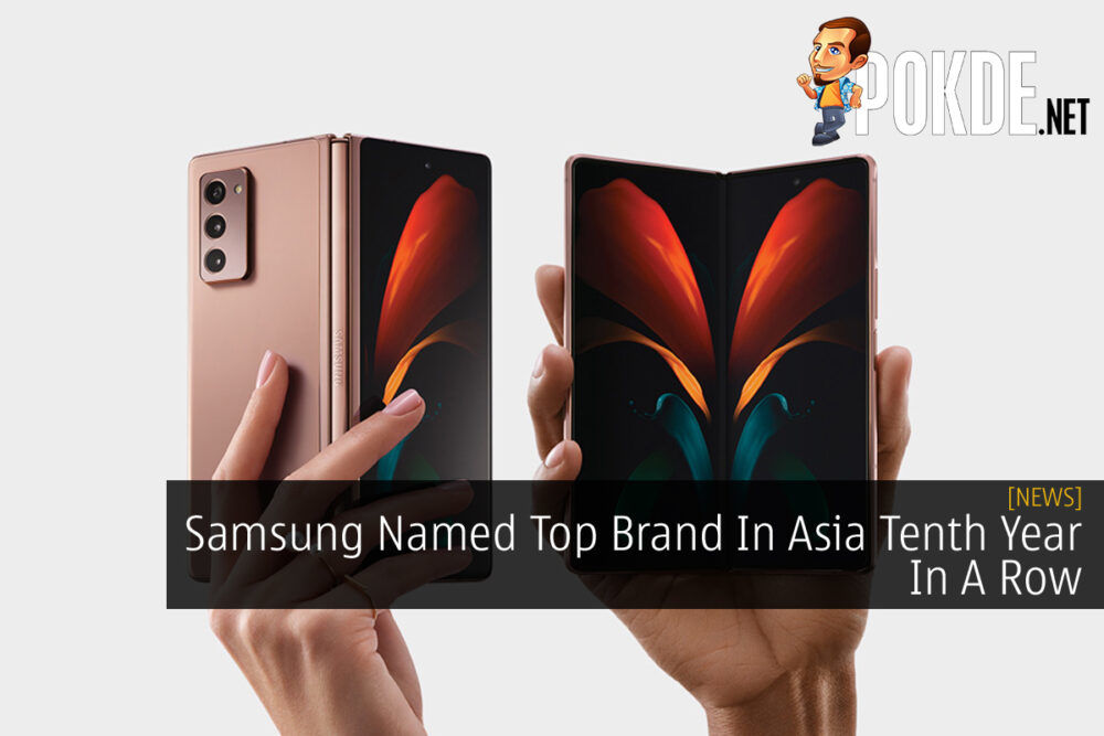 Samsung Top Brand Asia cover
