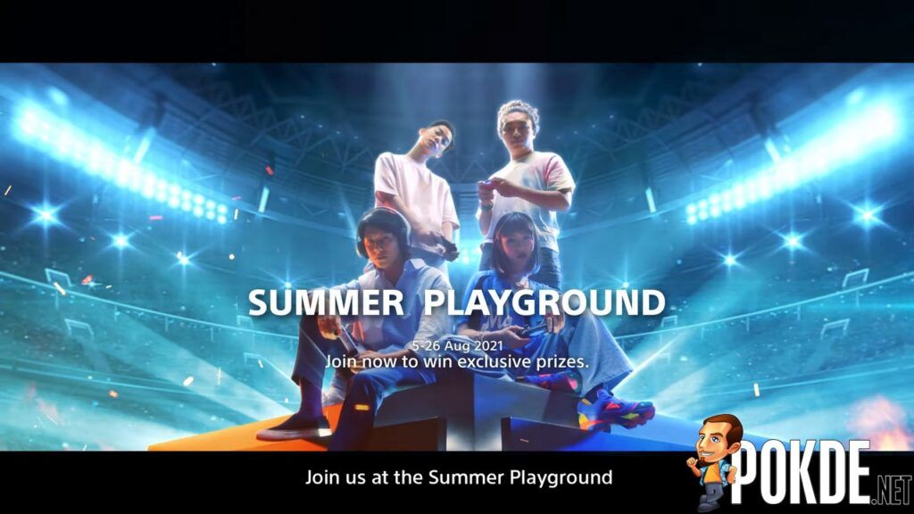 Take Part In Sony's Summer Playground Challenges And Win Exclusive Prizes 21