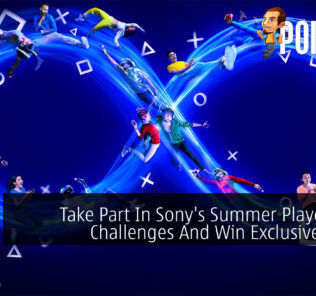 Sony Summer Playground Challenges cover