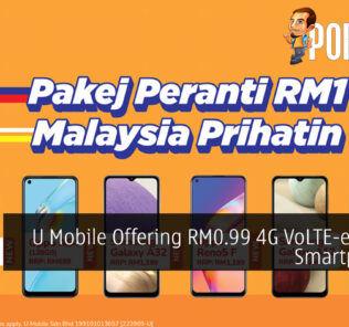 U Mobile Offering RM0.99 4G VoLTE-enabled Smartphones 24