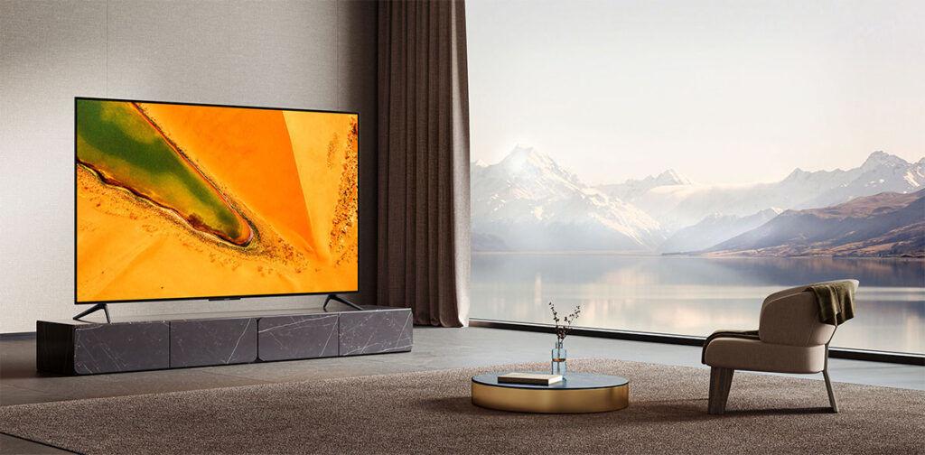 Xiaomi Mi TV 6 OLED design