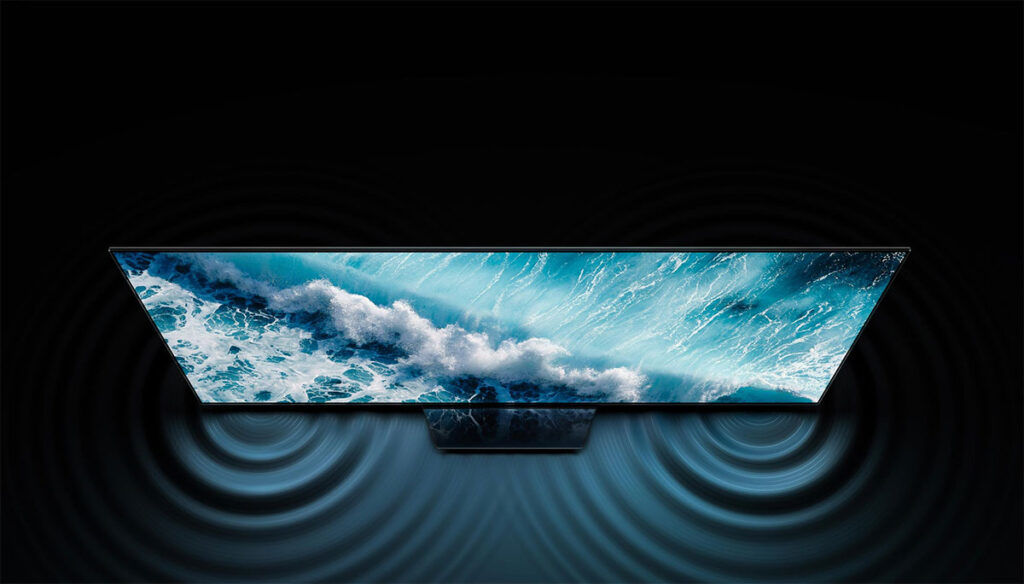 Xiaomi Mi TV Master 77 OLED audio harman kardon