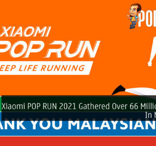 Xiaomi POP RUN 2021 Gathered Over 66 Million Steps In Malaysia 20