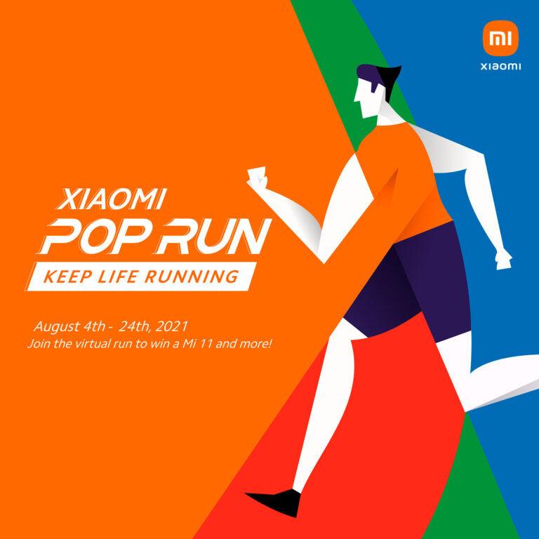 Xiaomi POP Run Malaysia