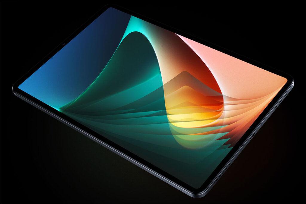 Xiaomi Pad 5 screen