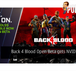 back 4 blood open beta nvidia dlss cover