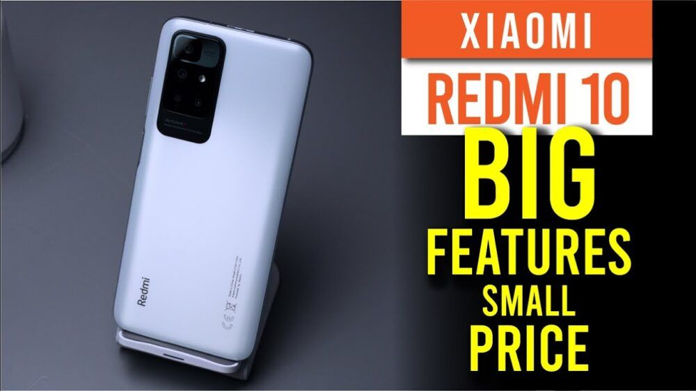 Redmi 10 Review - Big features small price 21