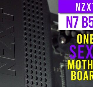 NZXT N7 B550 Overview - Possibly the sexiest motherboard out there 25