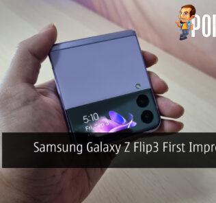 Samsung Galaxy Z Flip3 First Impressions