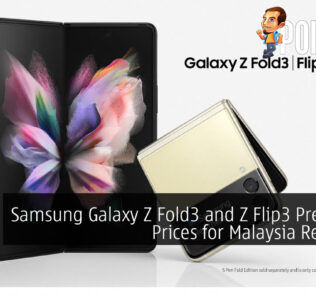 Samsung Galaxy Z Fold3 and Z Flip3 Pre-Order Prices for Malaysia Revealed