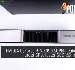 geforce rtx 3090 super leak cover