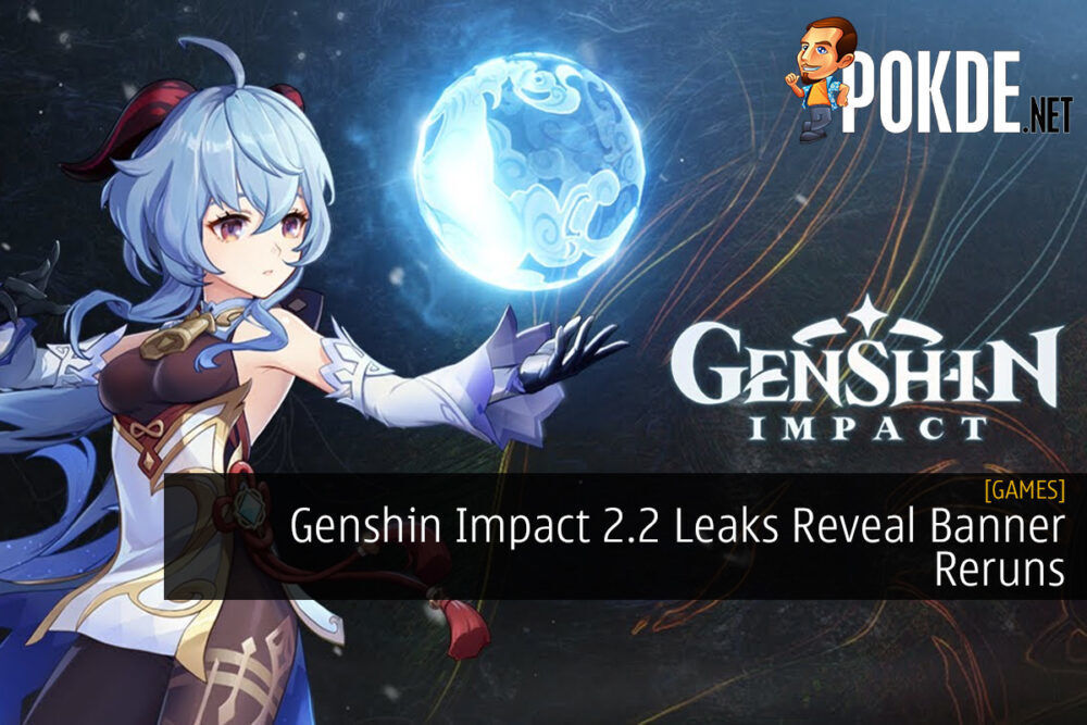 Genshin Impact 2.2 Leaks Reveal Banner Reruns