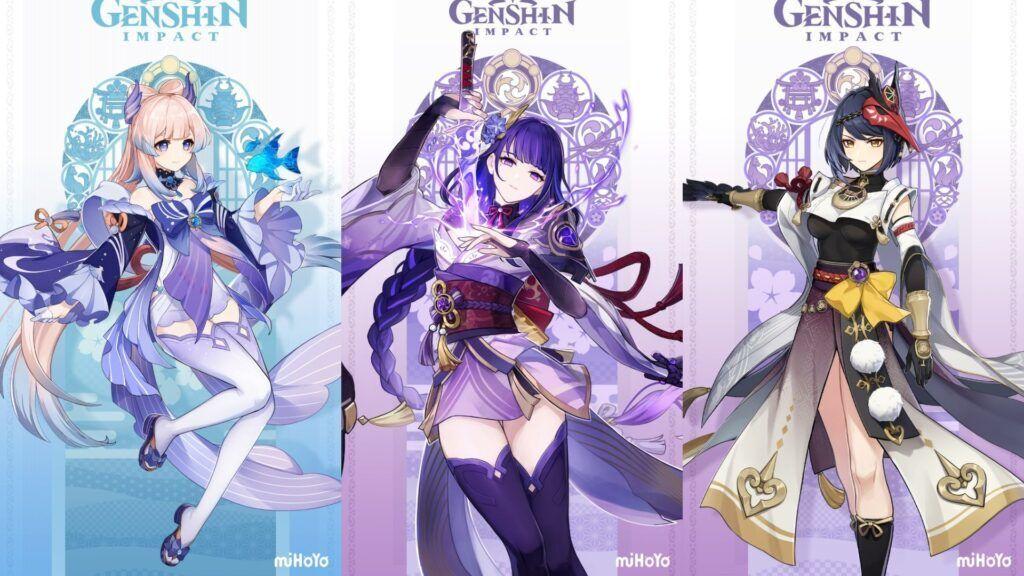 Genshin Impact 2.1 Livestream Officially Confirmed