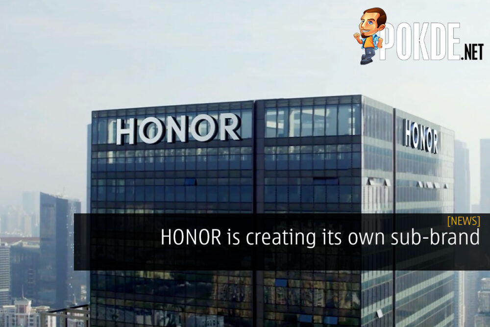honor sub-brand xingyao cover