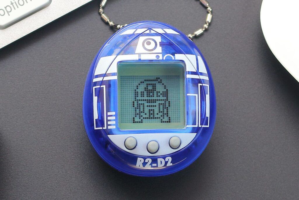 R2-D2 Tamagotchi Officially Coming Later This Year