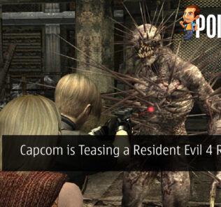 Capcom is Teasing a Resident Evil 4 Remake