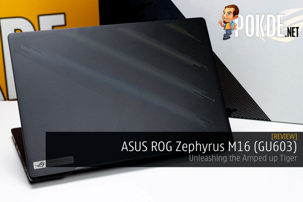 rog zephyrus m16 review cover