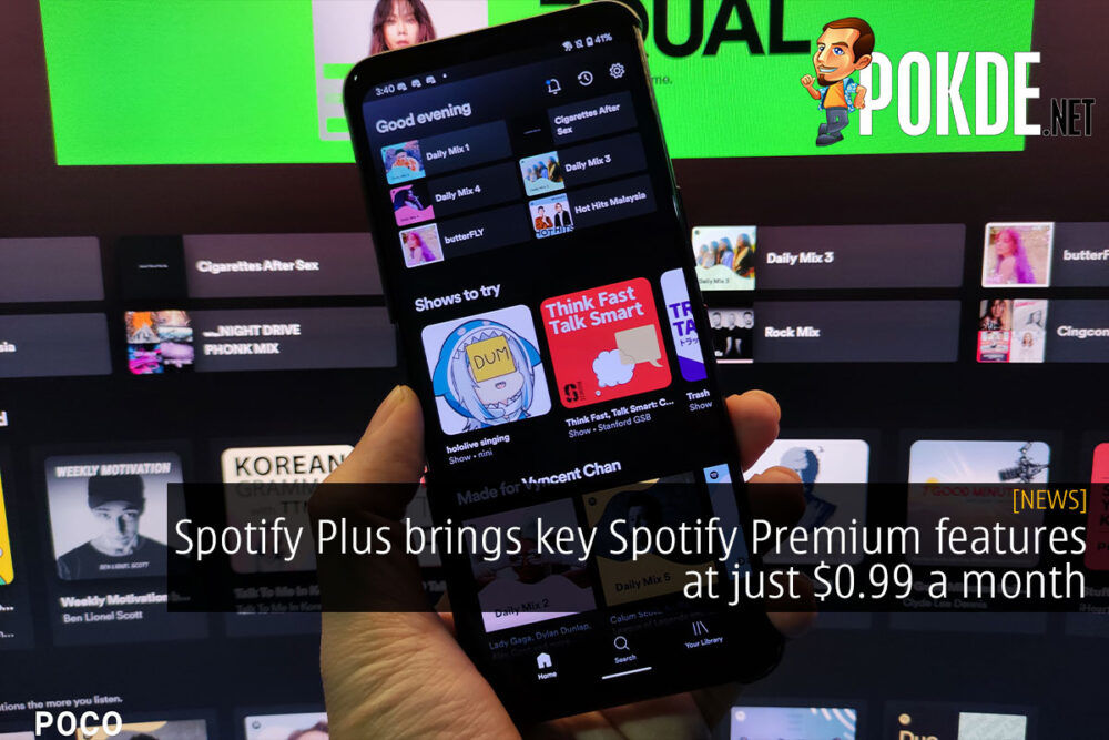 Spotify Plus brings key Spotify Premium features at just $0.99 a month 21