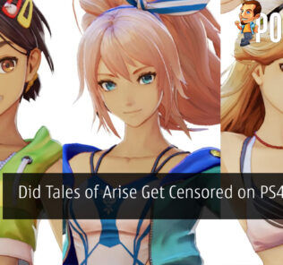 Did Tales of Arise Get Censored on PS4 / PS5?