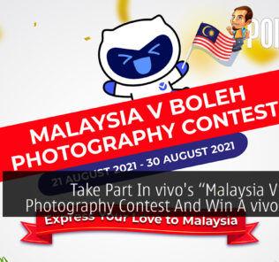 """vivo """"Malaysia V Boleh"""" Photography Contest cover 2"""