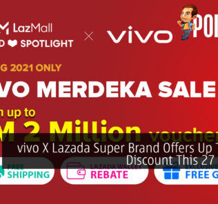vivo X Lazada Super Brand Offers Up To 64% Discount This 27 August 27