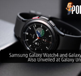 Samsung Galaxy Watch4 and Galaxy Buds2 Also Unveiled at Galaxy Unpacked