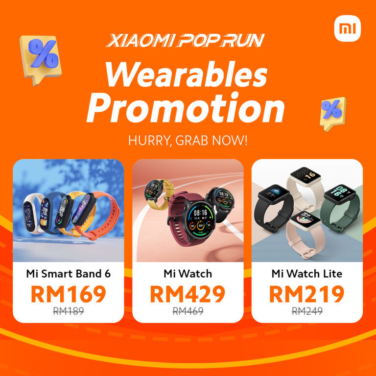 Xiaomi POP RUN 2021 Gathered Over 66 Million Steps In Malaysia 22