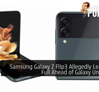 Samsung Galaxy Z Flip3 Allegedly Leaked in Full Ahead of Galaxy Unpacked