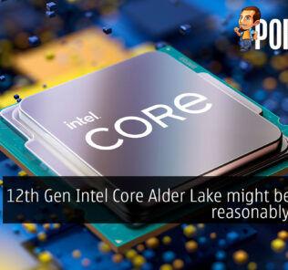 12th gen intel core alder lake price cover
