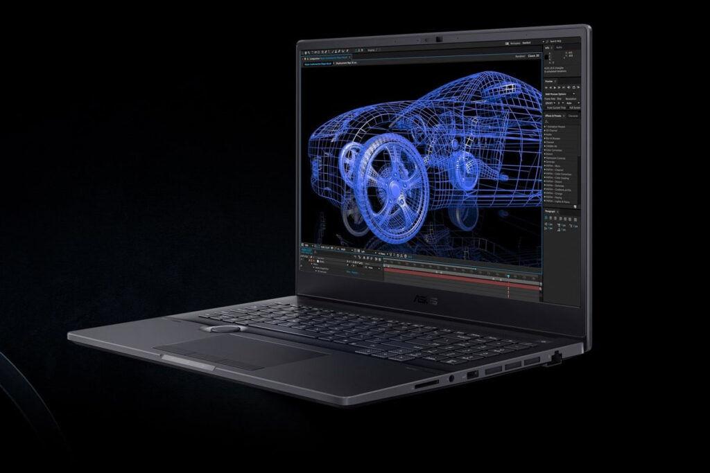 ASUS ProArt Studiobook Pro 16 OLED ProArt Studiobook 16 performance