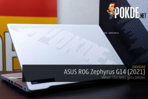 ASUS ROG Zephyrus G14 (2021) Review — when the best gets better 25