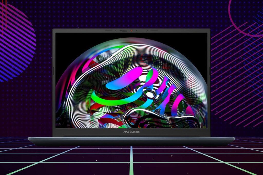 ASUS Vivobook Pro 14 OLED screen