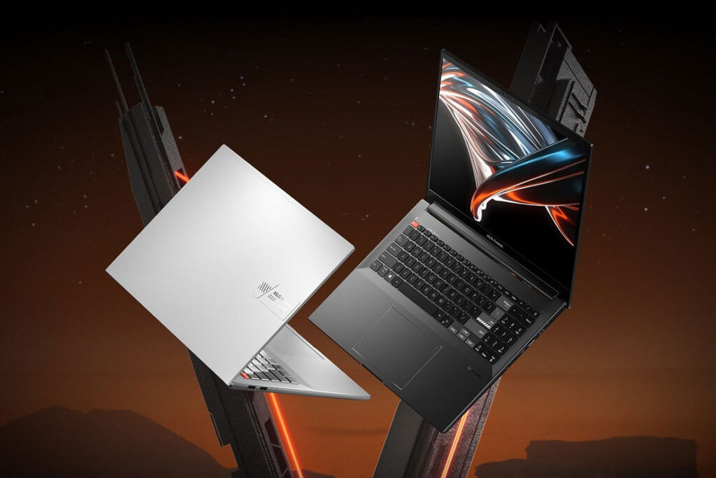 ASUS Vivobook Pro 16X OLED design