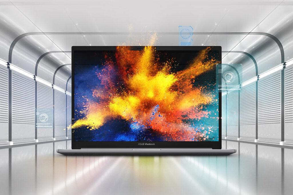 ASUS Vivobook Pro 16X OLED screen