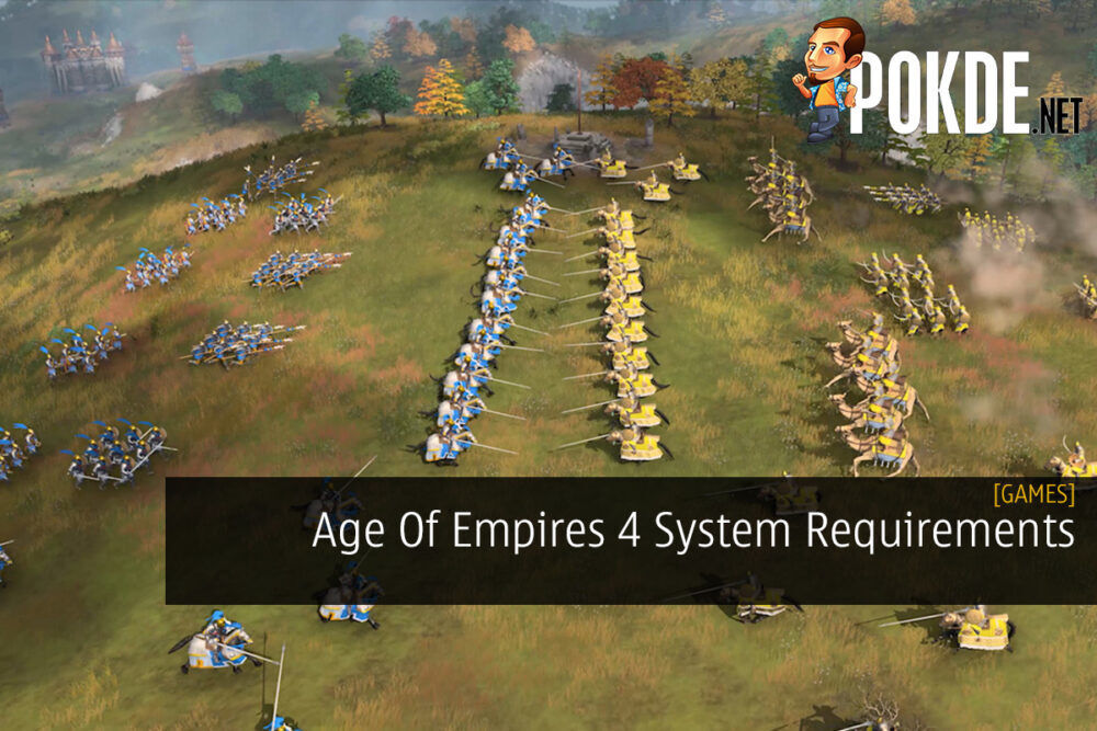 Age Of Empires 4 System Requirements 27