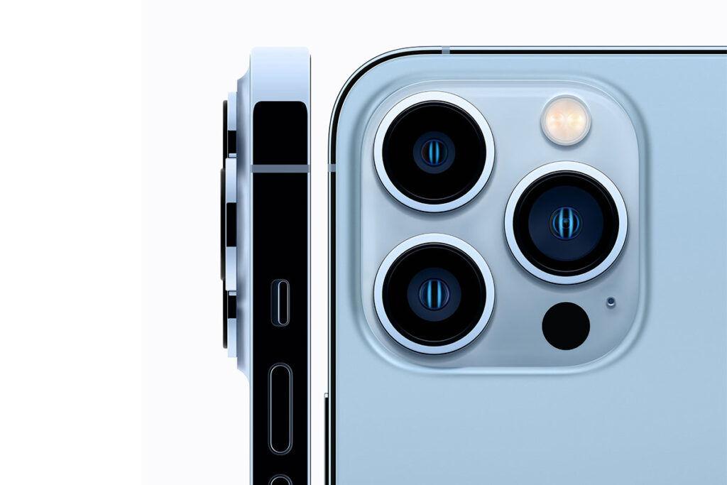 Apple iPhone 13 Pro cameras