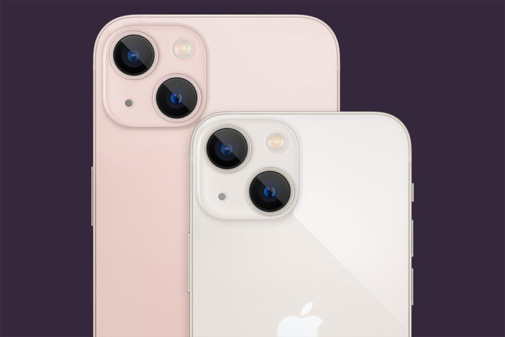 Apple iPhone 13 iphone 13 mini camera