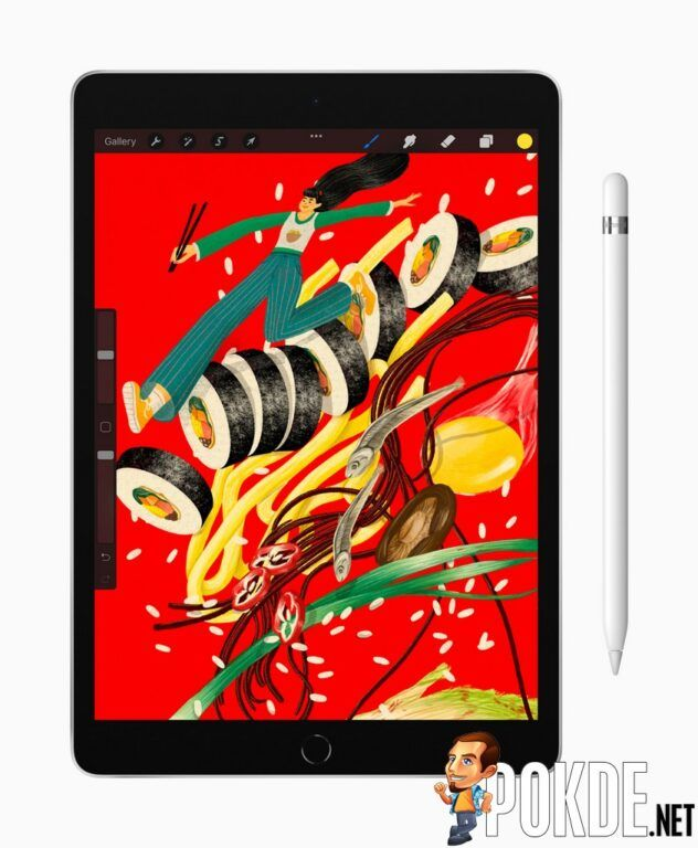 New 9th Generation iPad Unveiled With A Starting Price Of RM1,499 25