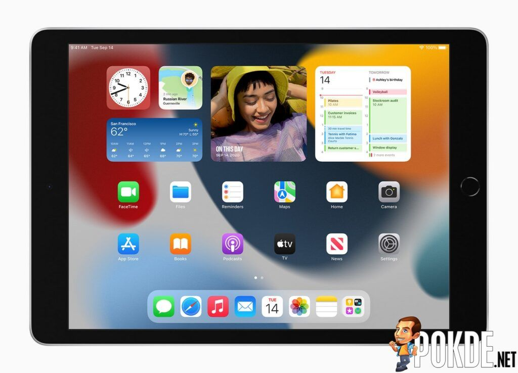 New 9th Generation iPad Unveiled With A Starting Price Of RM1,499 23