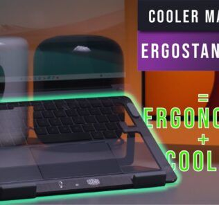 Ergo Air Review 3 - Good for ergonomic and cooling with no active fan? 24