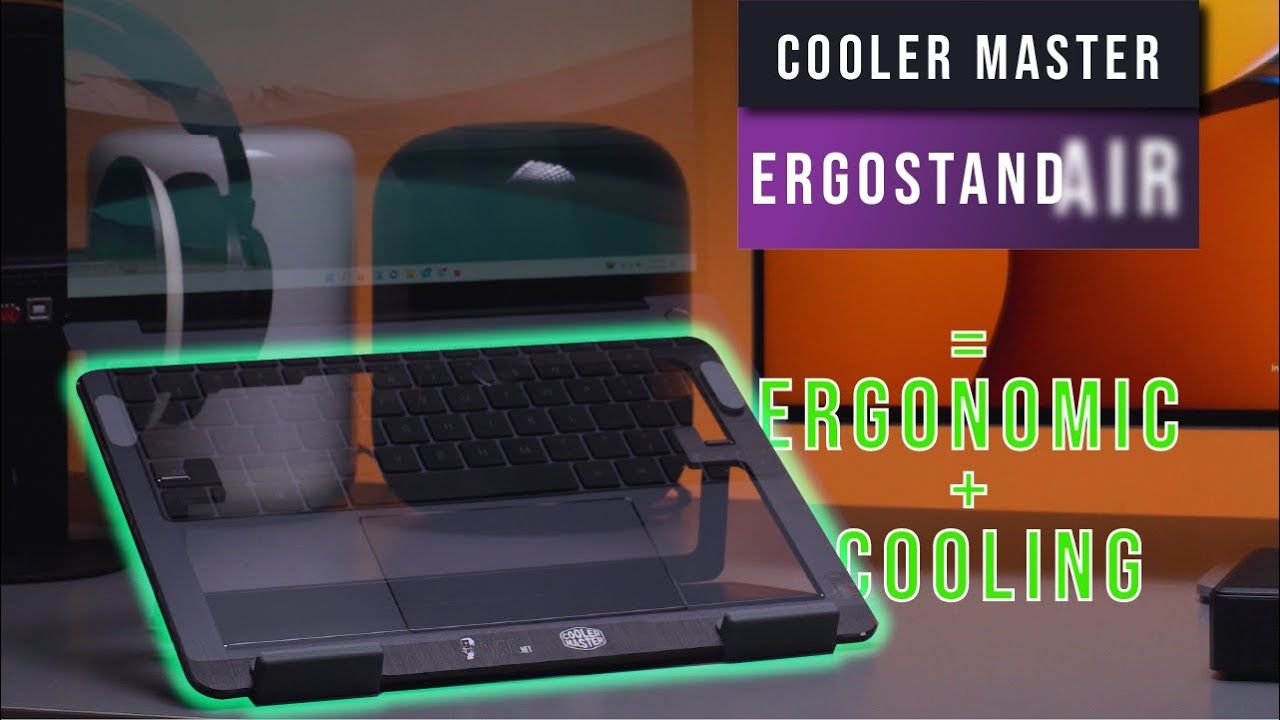 Ergo Air Review 3 - Good for ergonomic and cooling with no active fan? 25