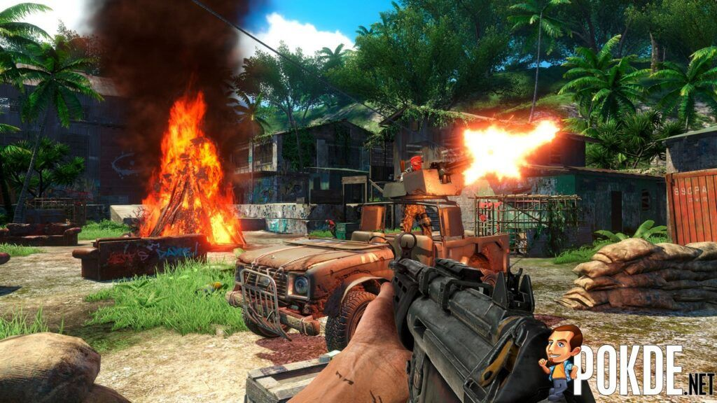 Far Cry 3 Is Free Right Now On Ubisoft Store 22