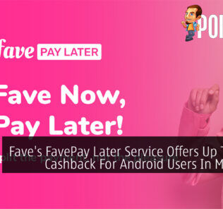 FavePay Later cover
