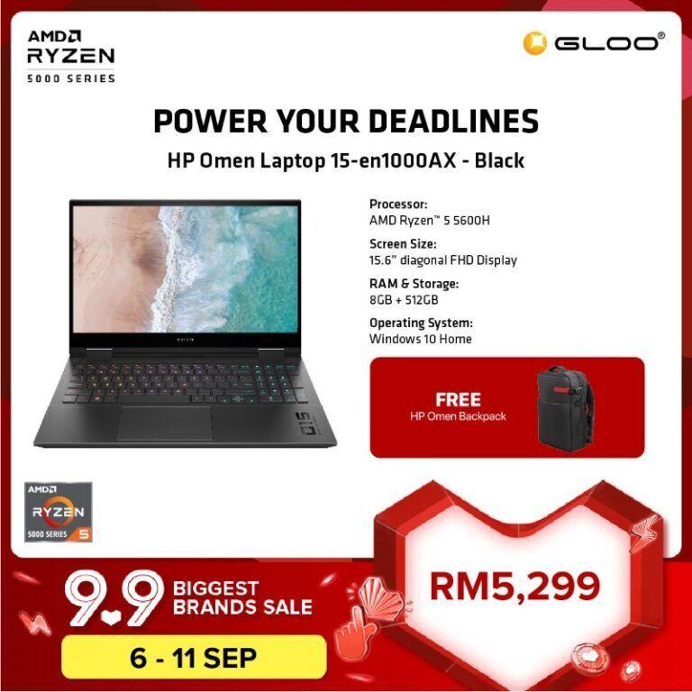GLOO HP Omen Laptop 15